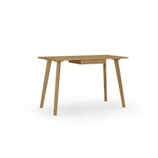 Eco Ridge by Bamax Vista Caramelized Bamboo Desk