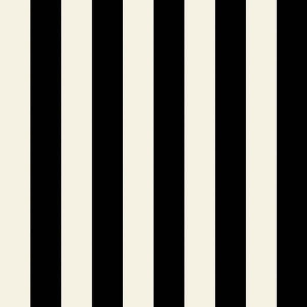 "Manhattan Comfort McKinney 32.7 Ft. x 20.5 In. Vinyl Black 1"" Striped Wallpaper Covering. Opens flyout."