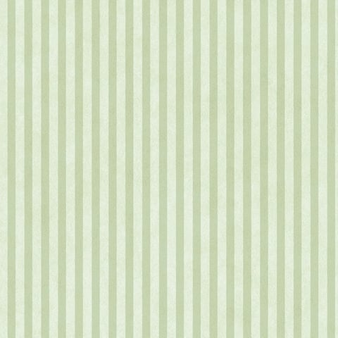 Manhattan Comfort Pasco 32.7 Ft. x 20.5 In. Vinyl Green Solid Striped Wallpaper Covering