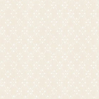 Manhattan Comfort Lakeland 32.7 Ft. x 20.5 In. Vinyl Taupe Spot Trellis Wallpaper Covering