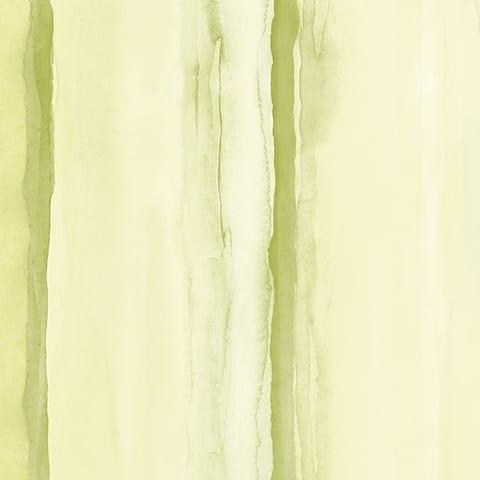Manhattan Comfort Pittsburgh 32.7 Ft. x 20.5 In. Vinyl Green Paradise Stripes Wallpaper Covering