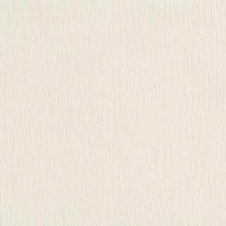 Manhattan Comfort Waltham 32.7 Ft. x 20.5 In. Vinyl Ivory Waves Texture Wallpaper Covering