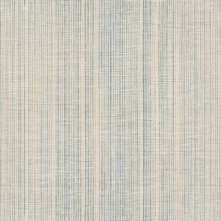 Link to Manhattan Comfort Glenview 32.7 Ft. x 20.5 In. Vinyl Blue Vertical Stria Texture Wallpaper Covering Similar Items in Wall Coverings