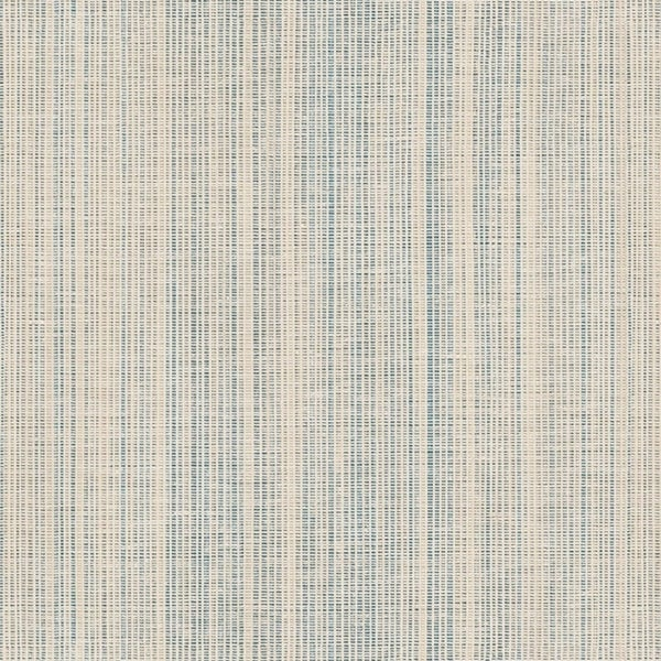 Manhattan Comfort Glenview 32.7 Ft. x 20.5 In. Vinyl Blue Vertical Stria Texture Wallpaper Covering. Opens flyout.