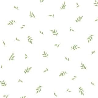 Kitchen Leaves Wallpaper - Multi-color