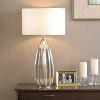 "Largo 29.5"" Table Lamp - Antique Mercury Glass"