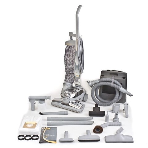 Reconditioned Diamond Kirby Vacuum Cleaner LOADED 2 speed with HEPA Filtration and Warranty.