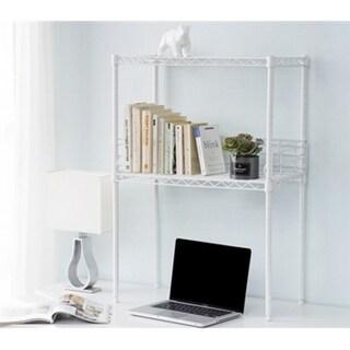 Link to Suprima Mini Desktop Carbon Steel Bookshelf - Small Version - desk Similar Items in Storage & Organization