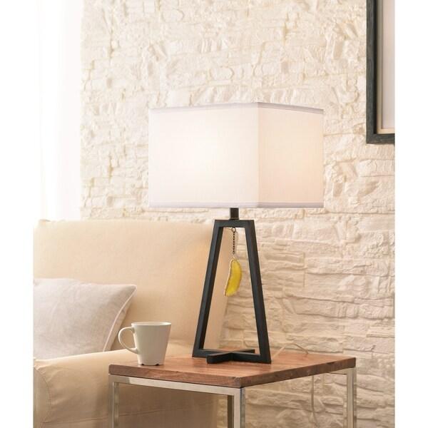 """Design Craft Amarillo 26"""" Table Lamp - Oil Rubbed Bronze"""