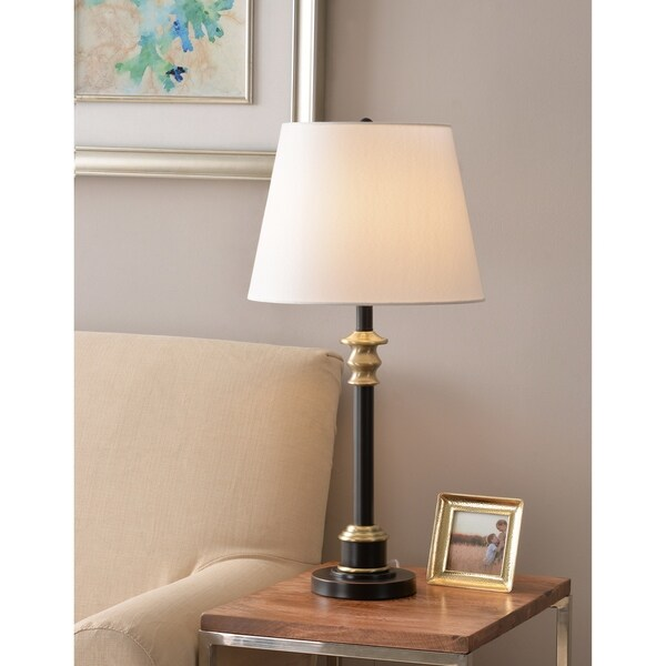 "Gabriel 28.5"" Table Lamp - Oil Rubbed Bronze"