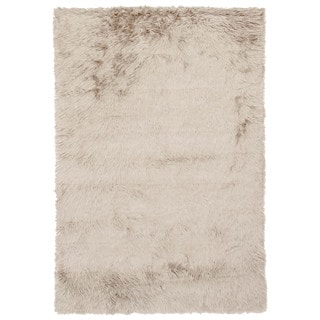 Dresden Solid Gray Area Rug - 2' x 3'