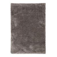 Cecily Solid Dark Gray Area Rug