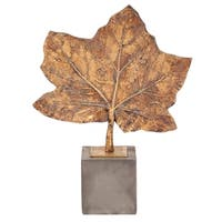 Maple Leaf Sculpture