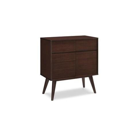 Greenington GL0003SA Laurel Sideboard Cabinet, Sable