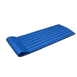"Drift and Escape Luxury Mat Lounge - 1.25"" Blue - NBR Foam Rubber"