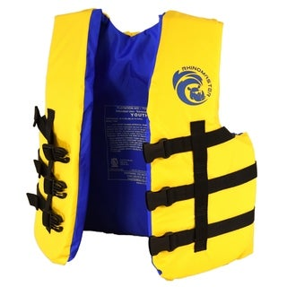 RhinoMaster Youth Life Vest - USCG Approved Type III
