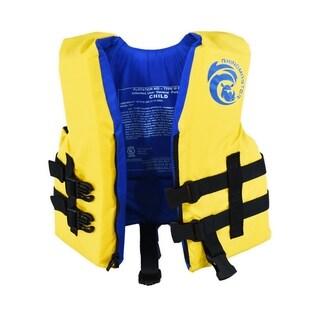 RhinoMaster Child Life Vest - USCG Approved Type III