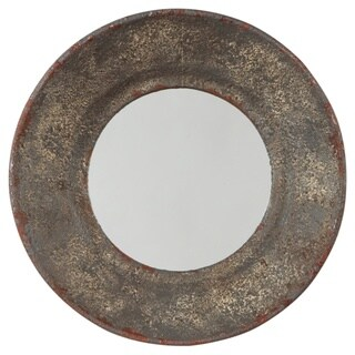 Signature Design by Ashley Carine Accent Mirror - Grey - N/A
