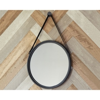 Dusan Accent Mirror - Black