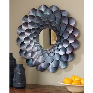 Deunoro Accent Mirror - Blue
