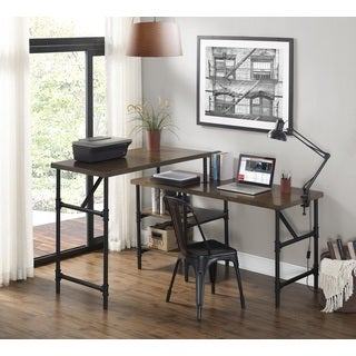 Industrial Sit and Stand Desk