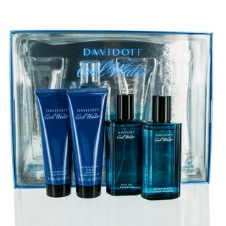 Davidoff Coolwater Men's 4-piece Set