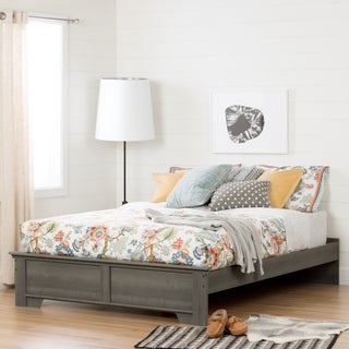 South Shore Versa Queen Platform Bed (60'') (2 options available)