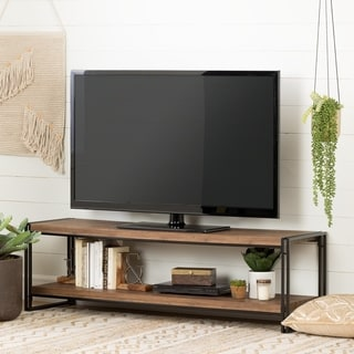 South Shore Gimetri Insdustrial TV Stand - N/A