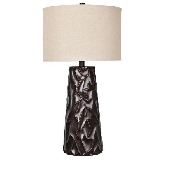 Huston Bronze 35-inch Table Lamp