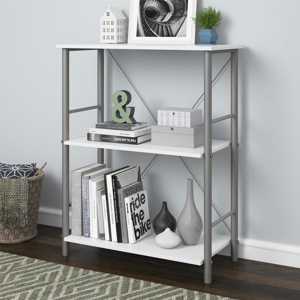 Avenue Greene Curtis 3 Shelf Bookcase