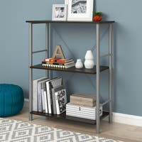 Avenue Greene Curtis 3 Shelf Bookcase