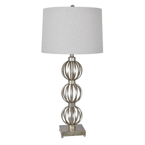 Massoud Silver 34-inch Table Lamp