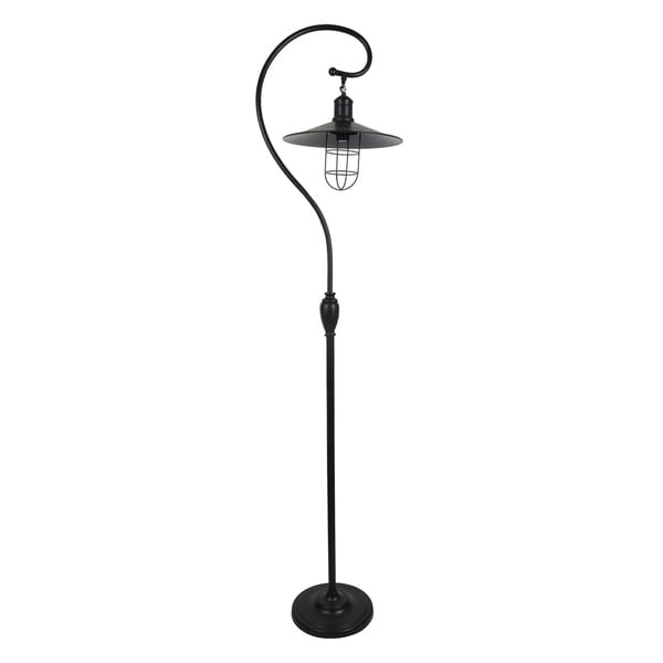 Harbor Side Antique Bronze 74-inch Floor Lamp