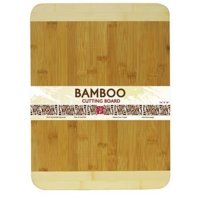 Home Basics 0.5-inch Bamboo Cutting Board