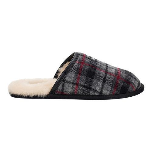 b9279dbca581 Shop Men s UGG Scuff Slipper Tartan Plaid Wool - Free Shipping Today -  Overstock - 18087285