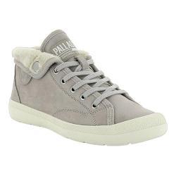 Women's Palladium Aventure Warm SUE Sneaker String/Beige Suede