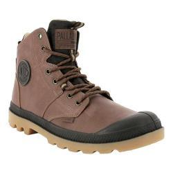Men's Palladium Pallaguide Boot Sunrise/Chocolate/Light Gum Leather