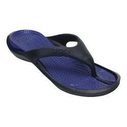 Crocs Athens Flip Flop Navy/Cerulean Blue