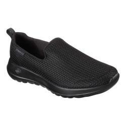 Women's Skechers GOwalk Joy Slip-On Shoe Black/Black