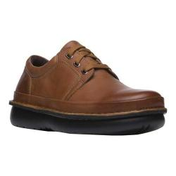 Men's Propet Village Walker Cognac Leather