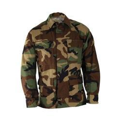 Men's Propper Genuine Gear BDU Ripstop Coat Woodland