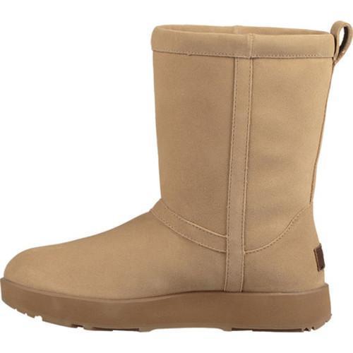 7c3143c274ed ... sale thumbnail womenx27s ugg classic short waterproof boot sand suede  6e20e 29875