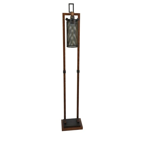 Gibson Copper 62-inch Floor Lamp