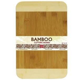 Home Basics 0.62-inch Bamboo Cutting Board