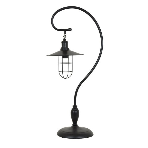 Harbor Side Antique Bronze 35.5-inch Table Lamp