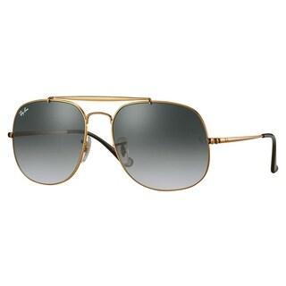 Ray-Ban RB3561 General Sunglasses Bronze & Copper/ Grey Gradient 57mm