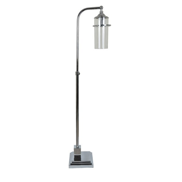 Star Lux Chrome 66-inch Floor Lamp