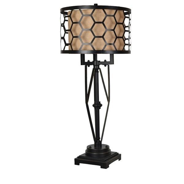 Flynn Oil Bronze 41-inch Table Lamp