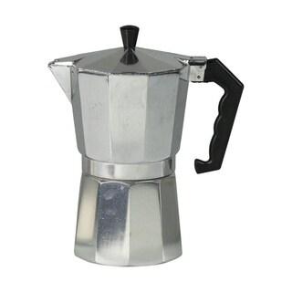 Home Basics Aluminum Espresso Maker