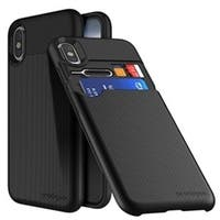 Prodigee Undercover Case For Apple iPhone X - Black - Retail Packaged